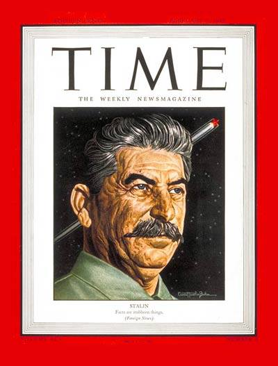 Stalin in TIME