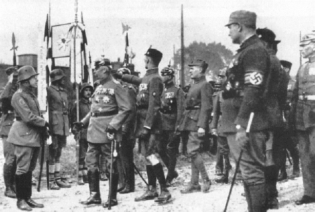 Reichswehr und die Privatarmee des Kapitals -Freikorps 1919